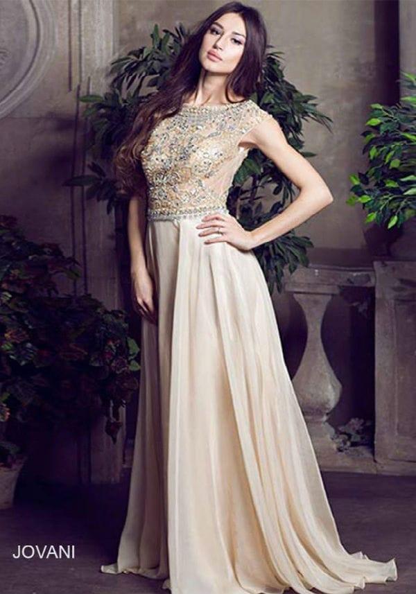 Proginė suknelė Jovani 88174