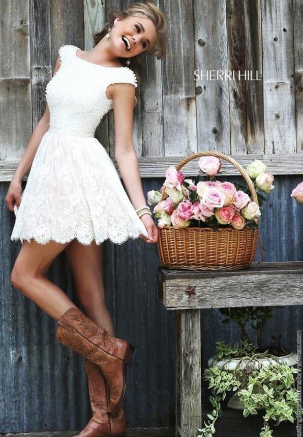 Proginė suknelė Jovani 32257