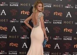 """Kasmetiniuose filmų apdovanojimuose """"Goya"""" Ispanijos aktorės puošėsi Pronovias vakarinėmis suknelėmis"""