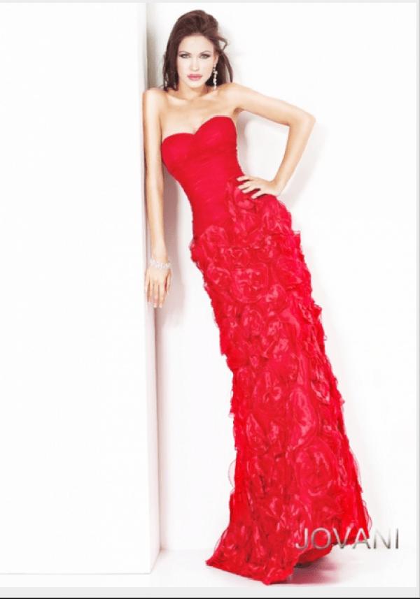 Proginė suknelė Jovani 159505 A