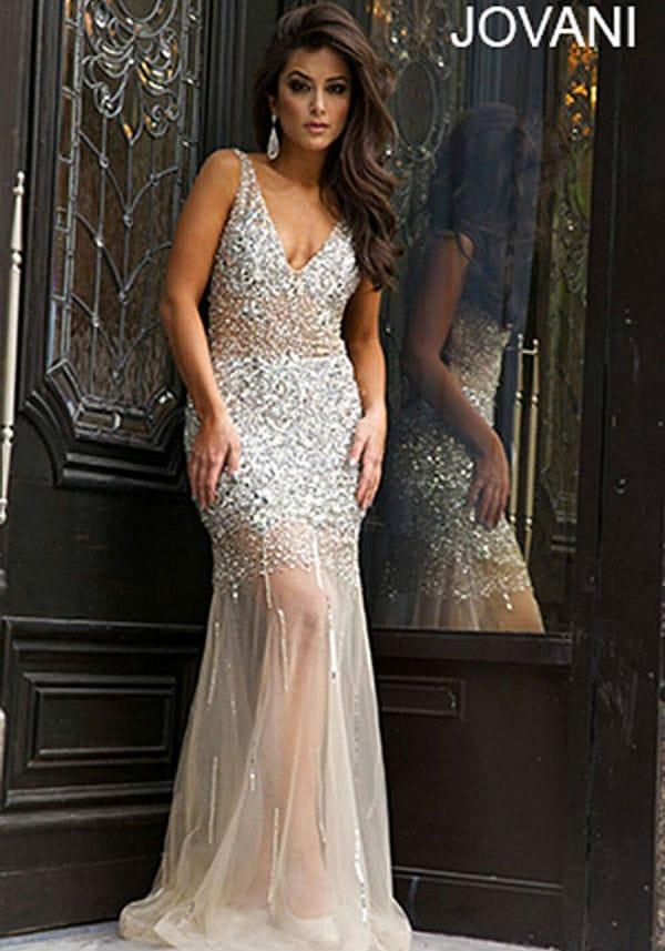 Proginė suknelė Jovani 90736