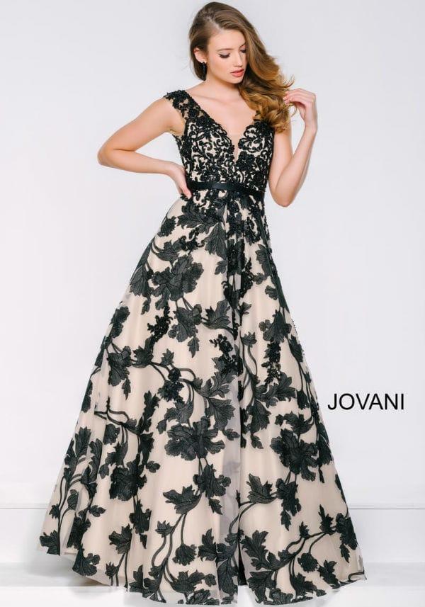 Proginė suknelė Jovani 33351A