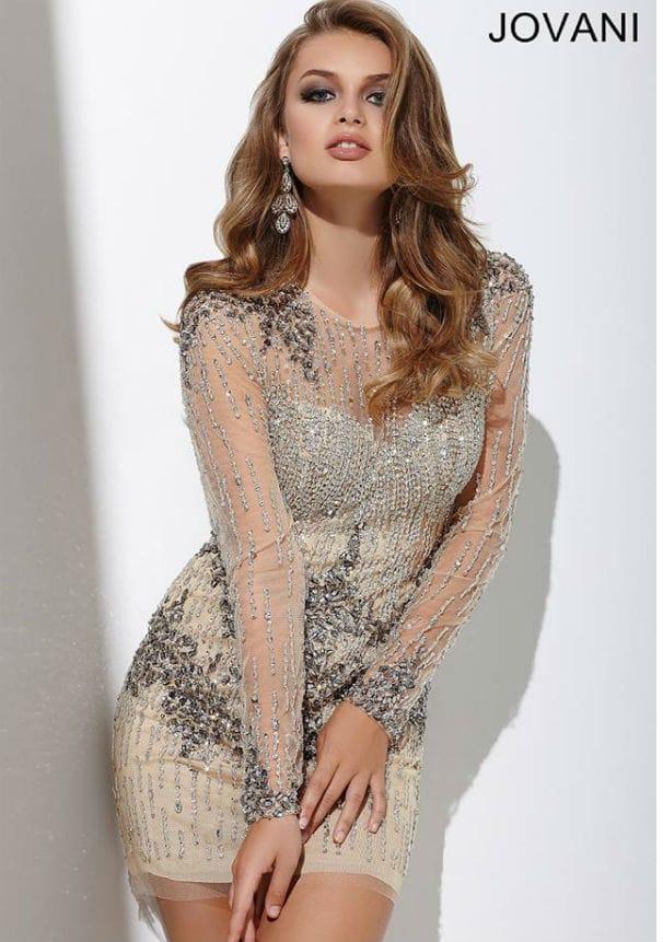 Proginė suknelė Jovani 26416