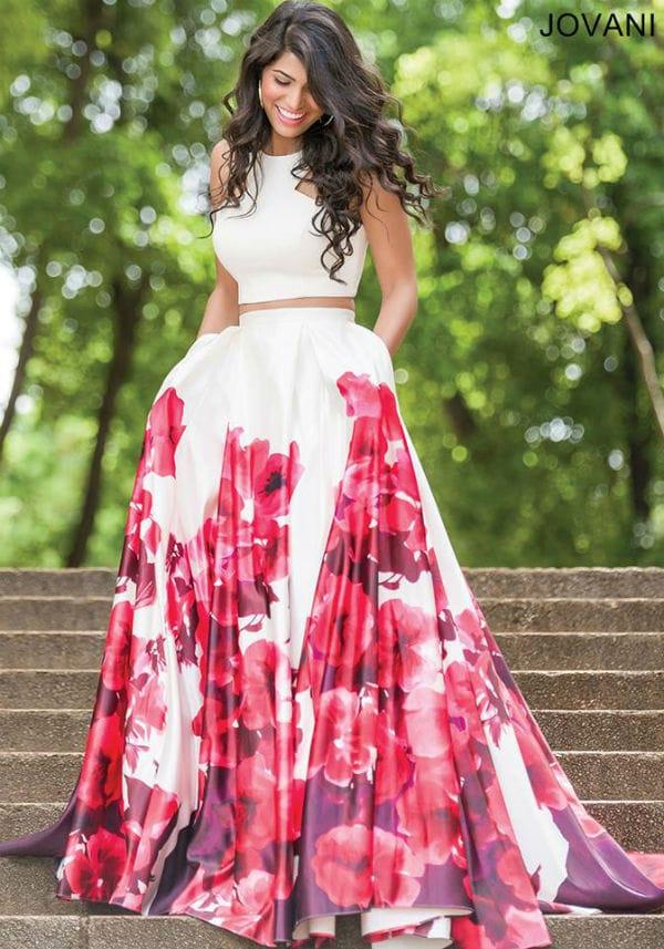Proginė suknelė Jovani 34028
