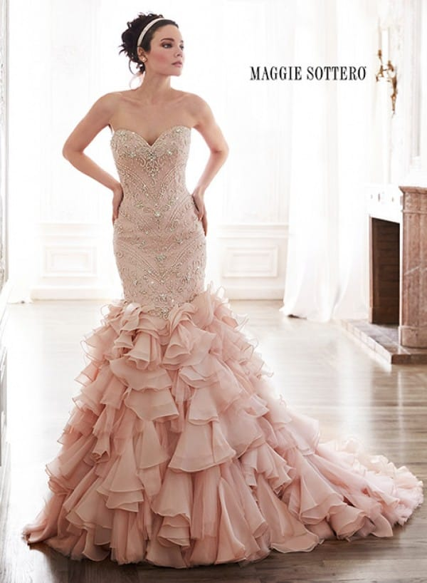 Serencia wedding dress