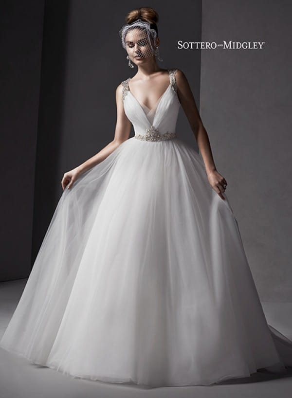 Mariam wedding dress
