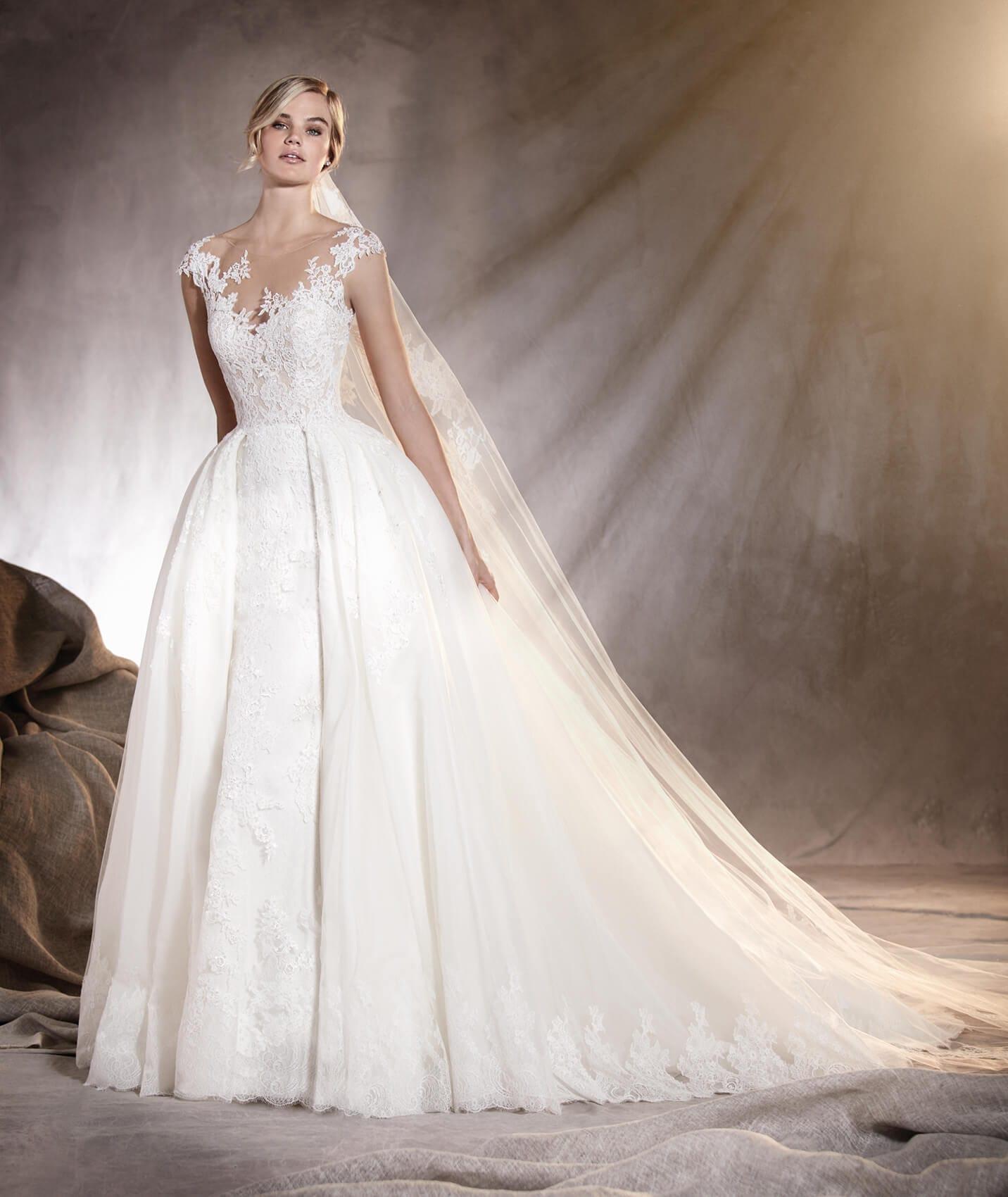 Adela vestuvinė suknelė