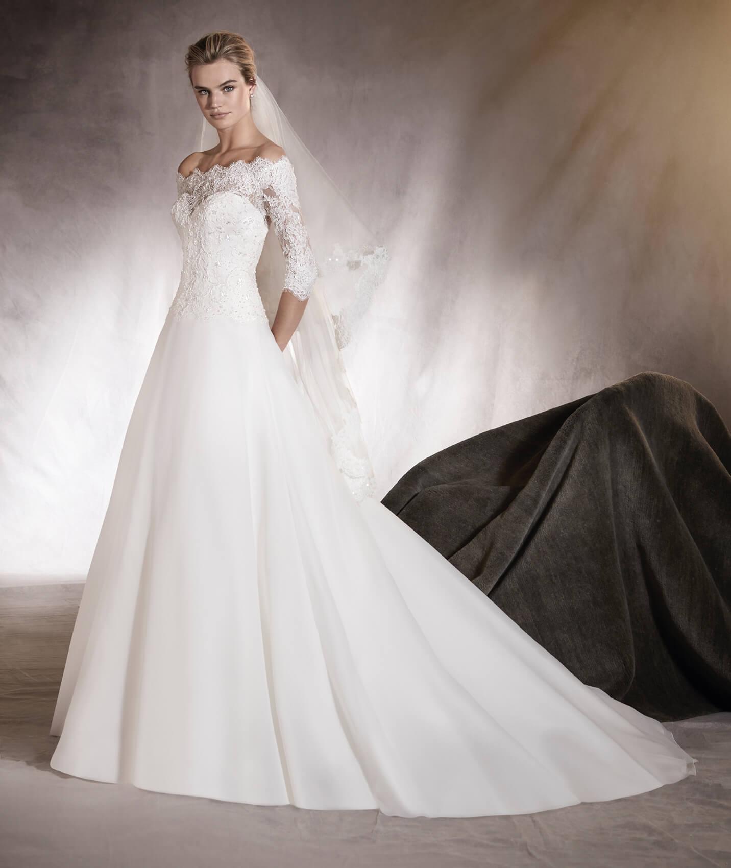 Algeciras cвадебные платья