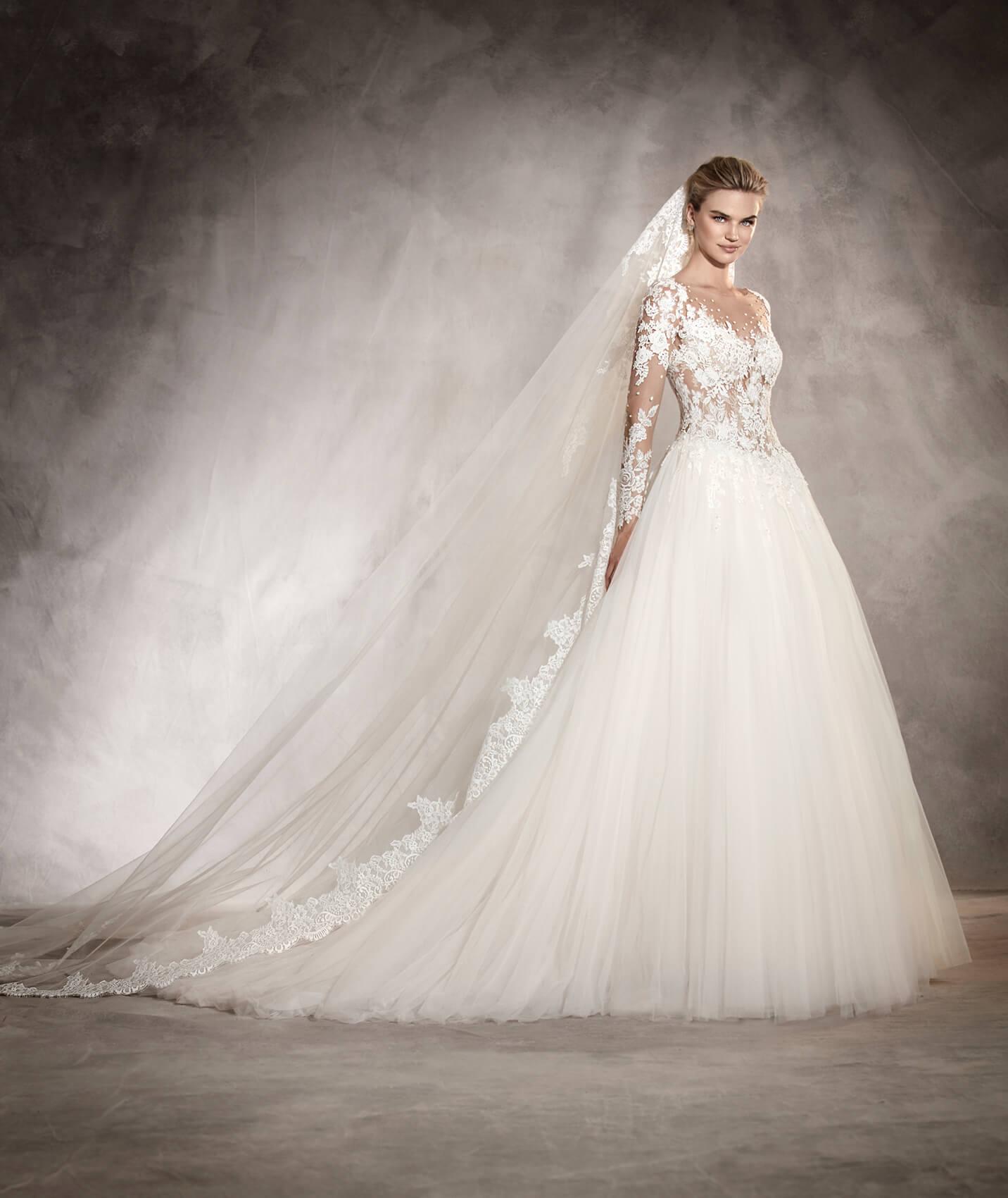 Arlene vestuvinė suknelė