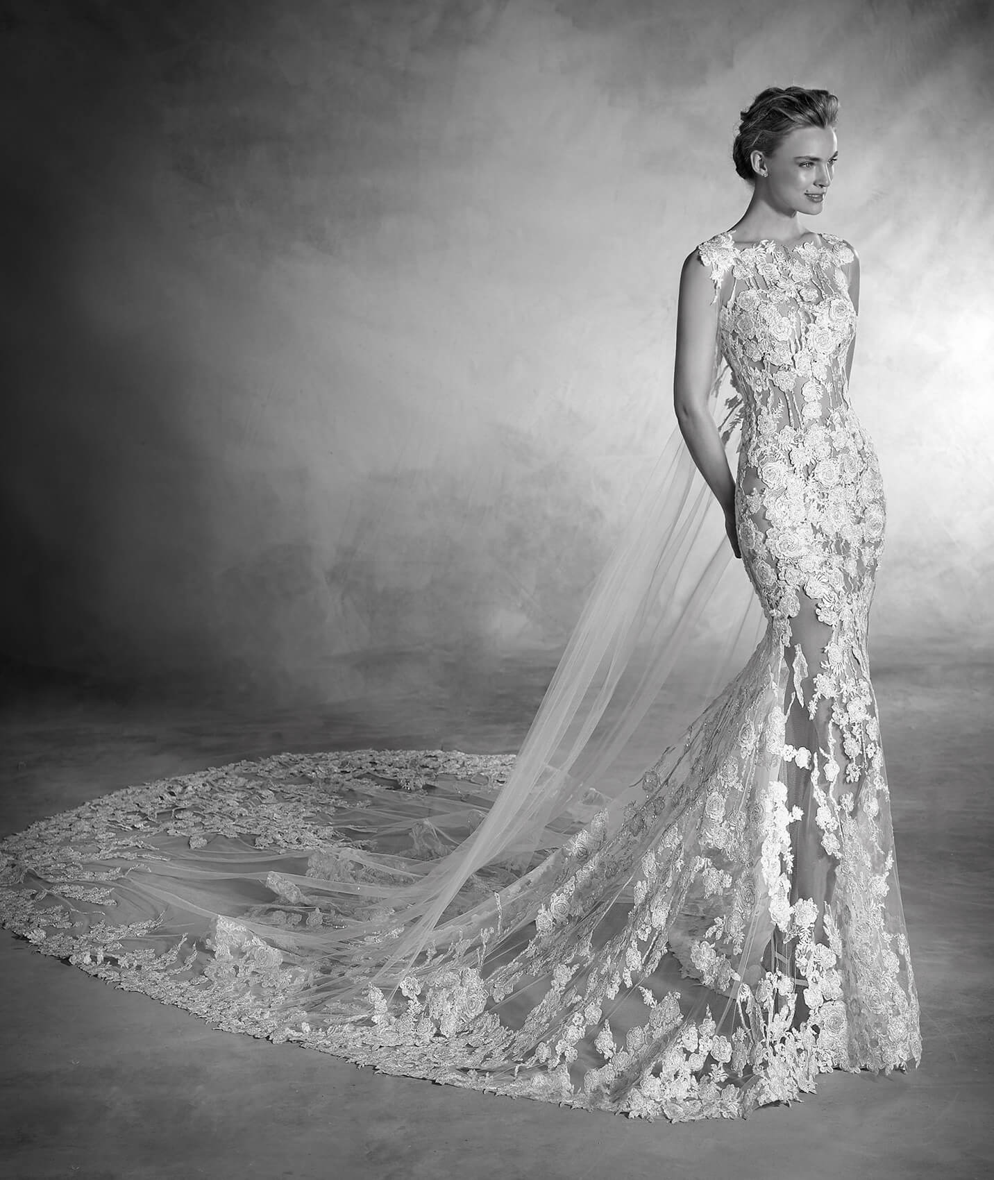 Atelier Pronovias Свадебные платья