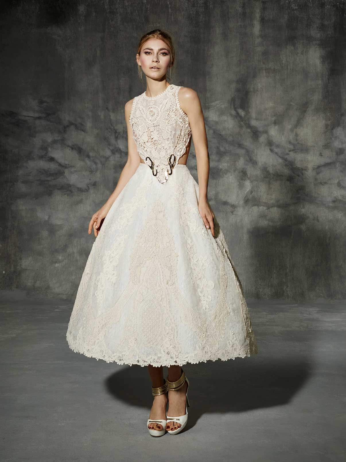 Bailen wedding dress