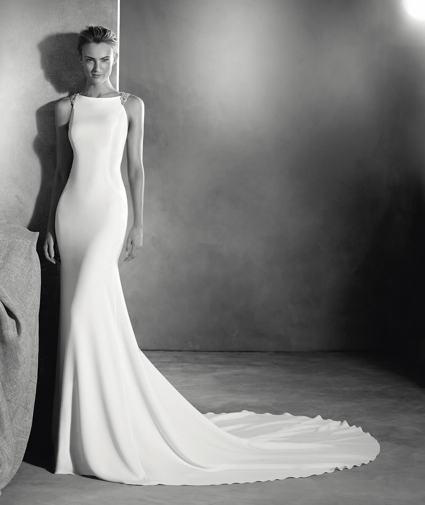 Emmett vestuvinė suknelė