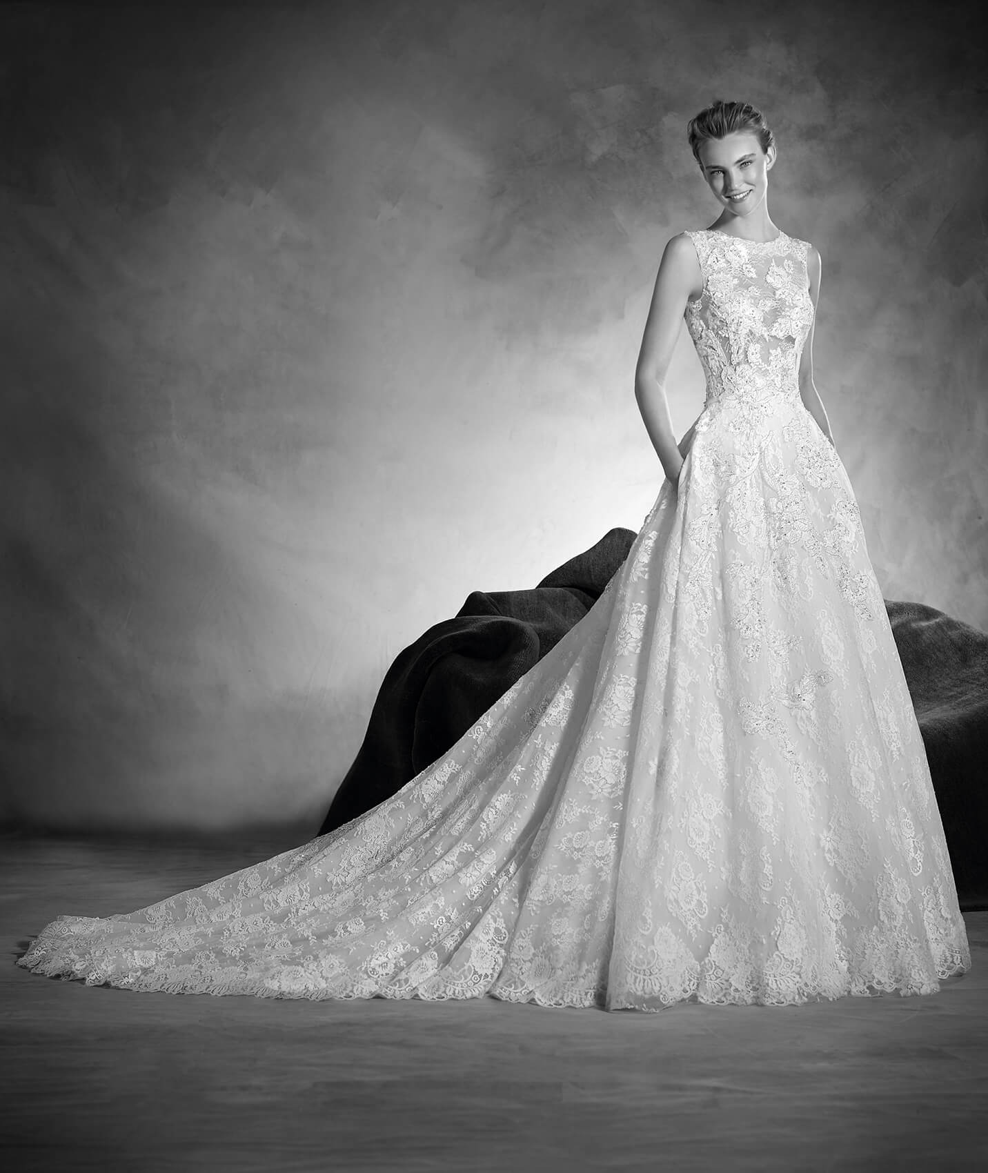Naiara vestuvinė suknelė