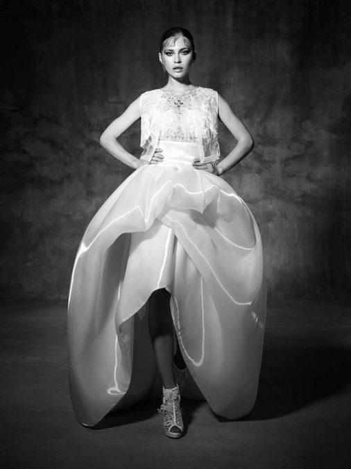 Numancia vestuvinė suknelė
