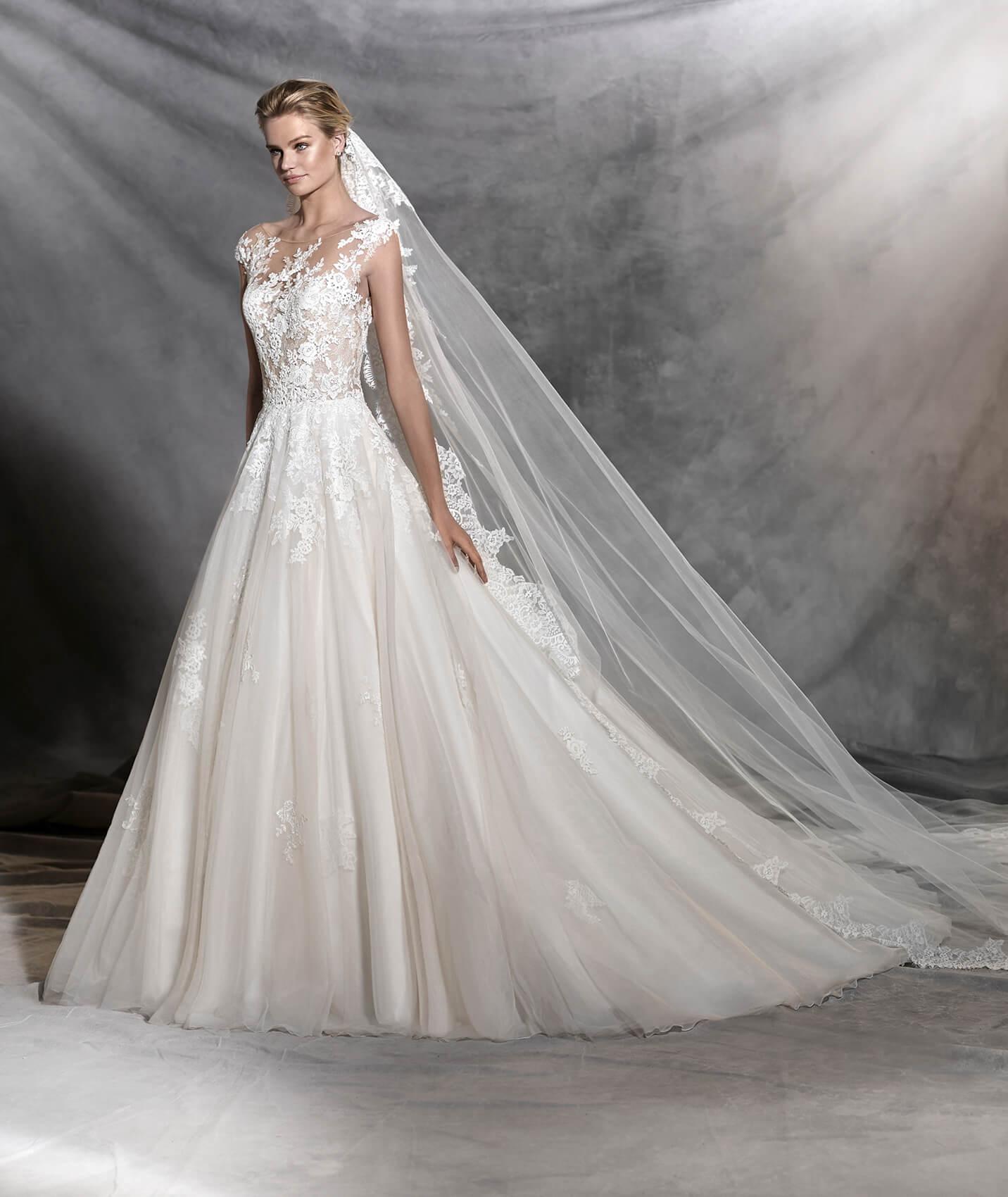 Ofelia cвадебные платья
