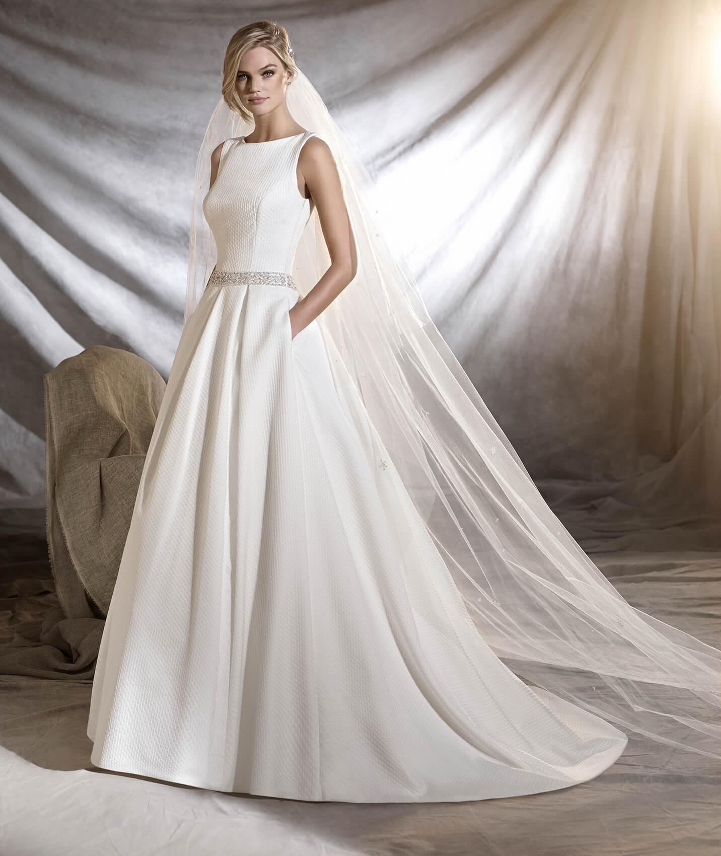 Olmedo vestuvinė suknelė
