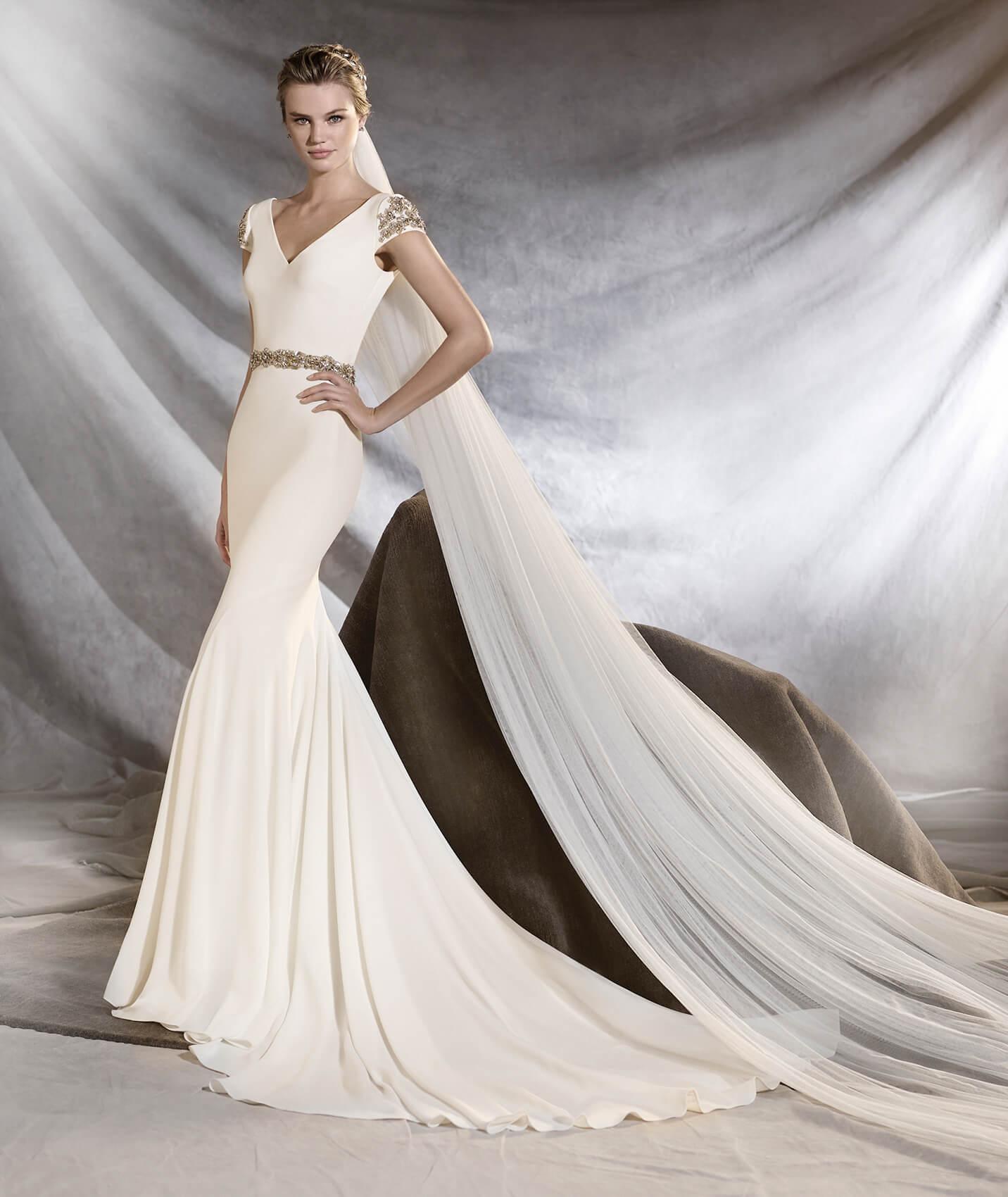 Orville vestuvinė suknelė