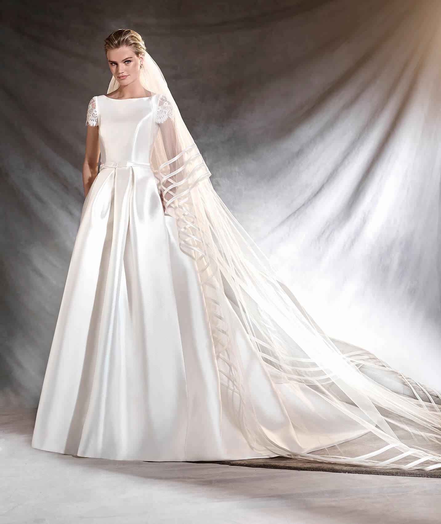 Otelo vestuvinė suknelė