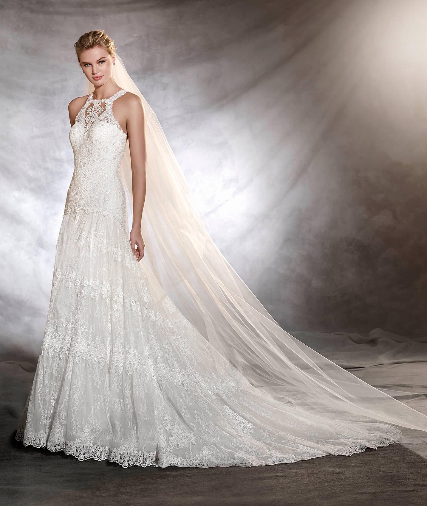 Osorno vestuvinė suknelė