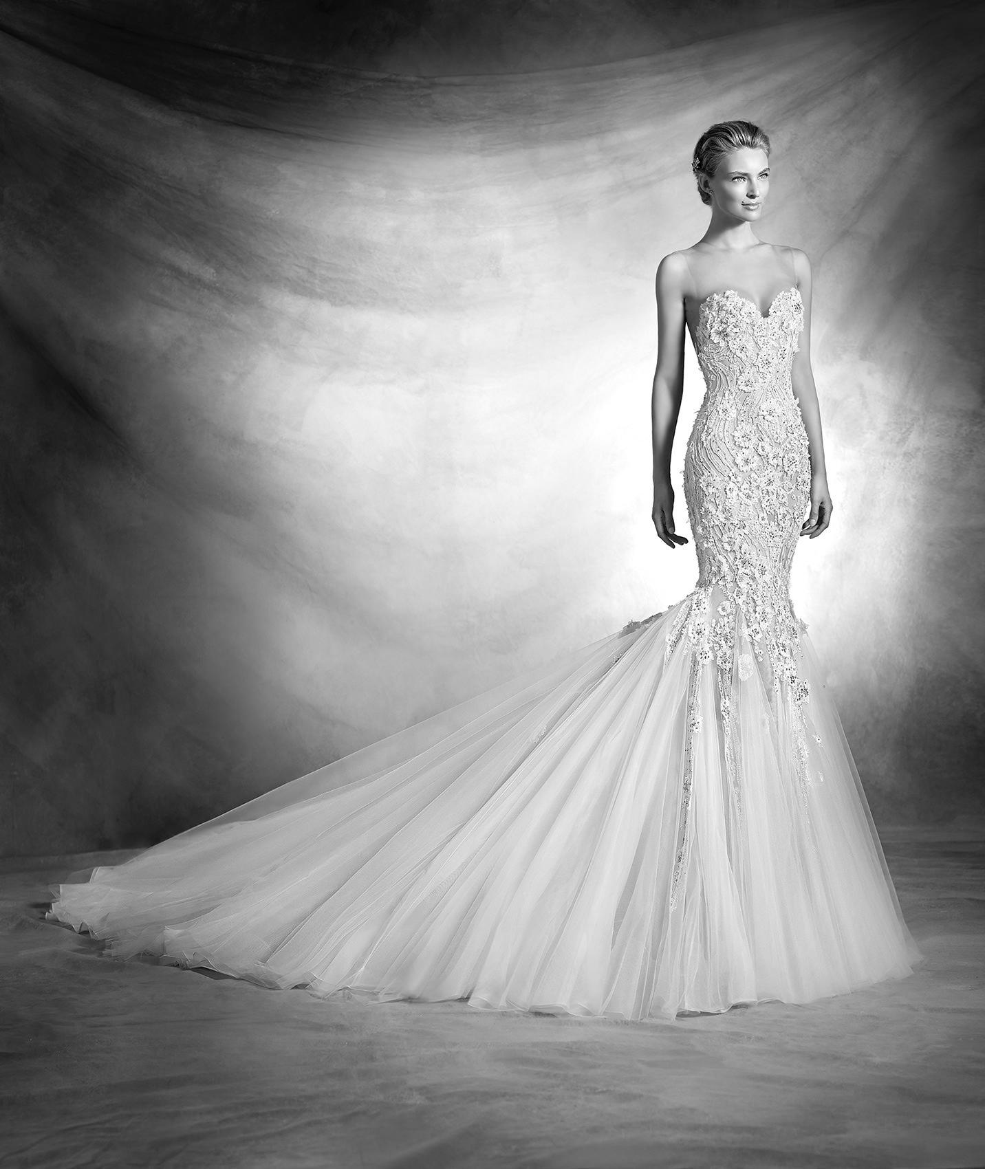 Veranda vestuvinė suknelė