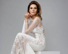 """Asta Valentaitė: """"Aristokratiška prabanga dvelkianti vestuvinė suknelė – 2016-tųjų pasirinkimas"""""""