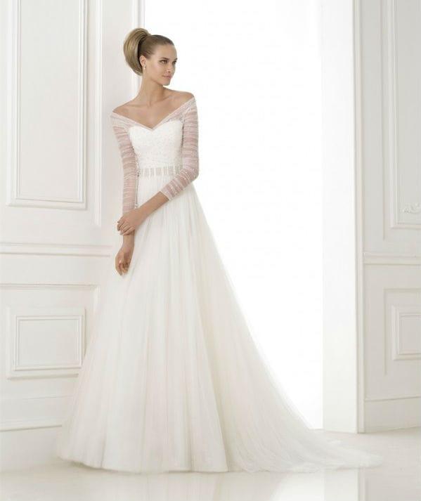 Berila vestuvinė suknelė