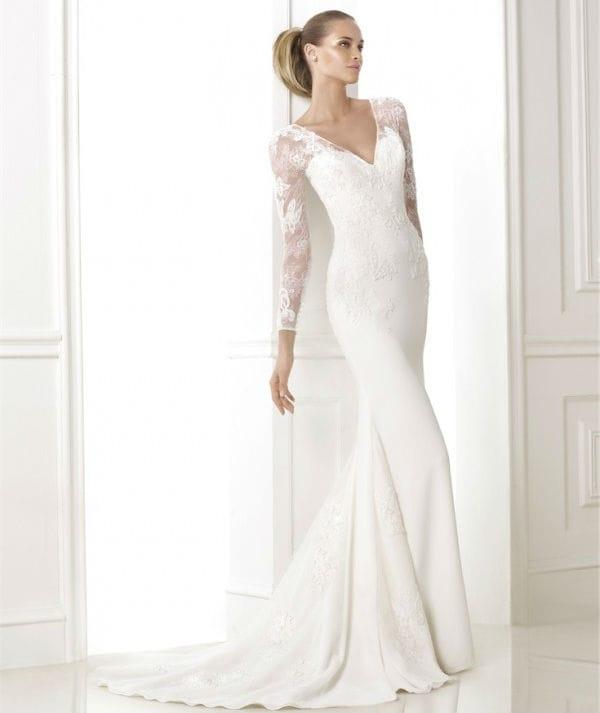 Bitan vestuvinė suknelė
