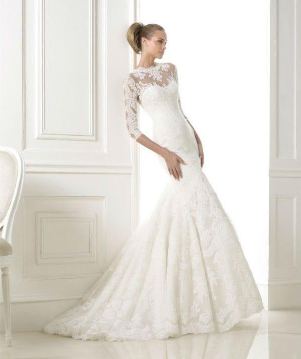 Blake vestuvinė suknelė