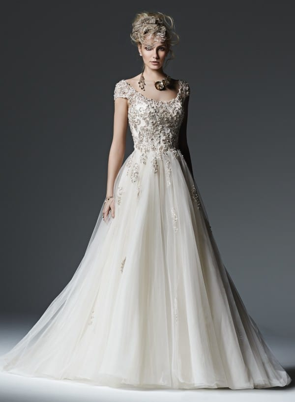 Evelyn wedding dress