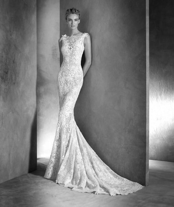 Ilari vestuvinė suknelė