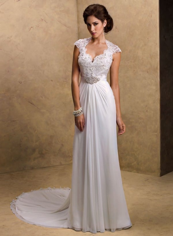 Jillian wedding dress