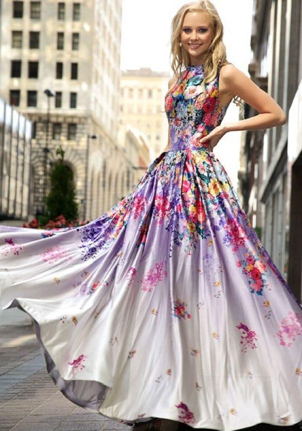 Proginė suknelė Jovani 22753