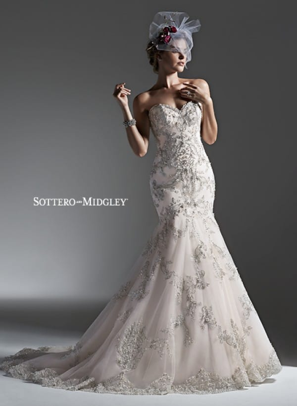 Keagan wedding dress