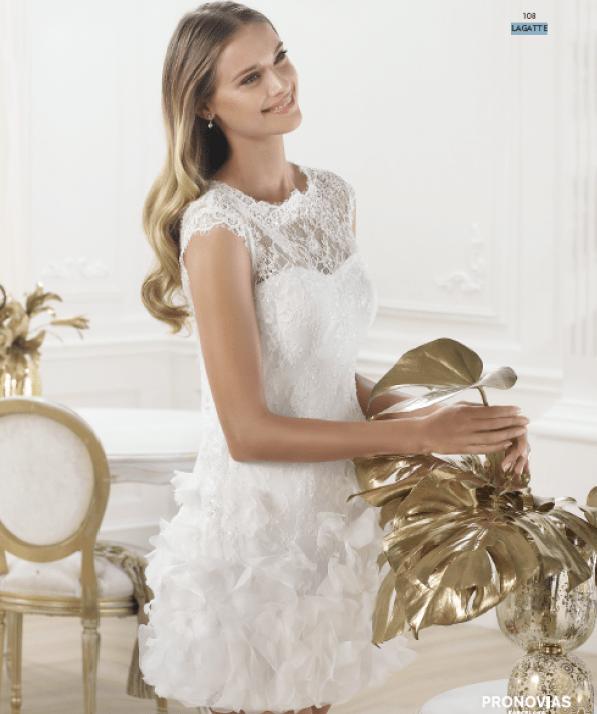 Lagatte vestuvinė suknelė