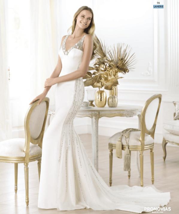 Laherie vestuvinė suknelė