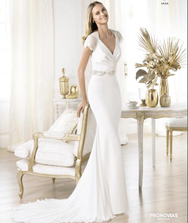 Laila vestuvinė suknelė