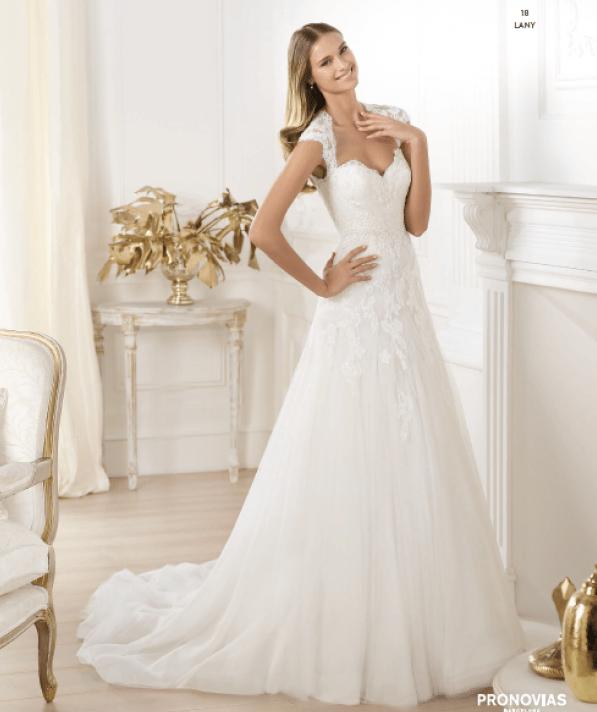 Lany vestuvinė suknelė
