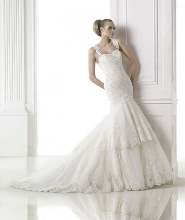 Masada vestuvinė suknelė