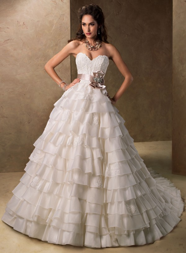 Millicent wedding dress