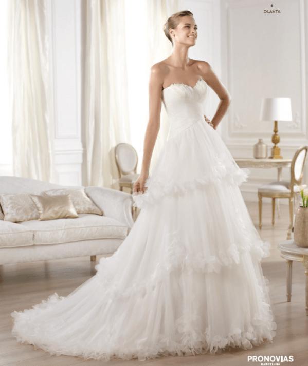 Olanta vestuvinė suknelė