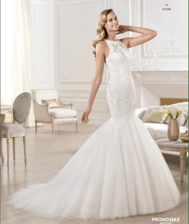 Olena vestuvinė suknelė