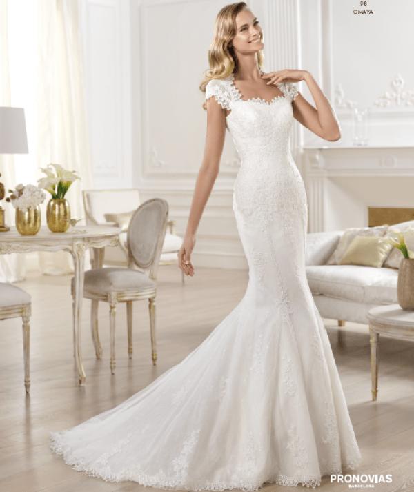 Omaya vestuvinė suknelė