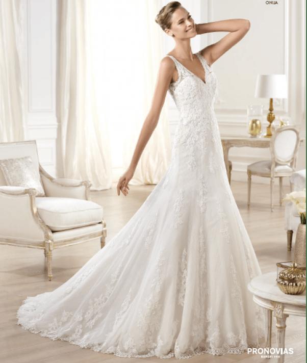 Onija vestuvinė suknelė