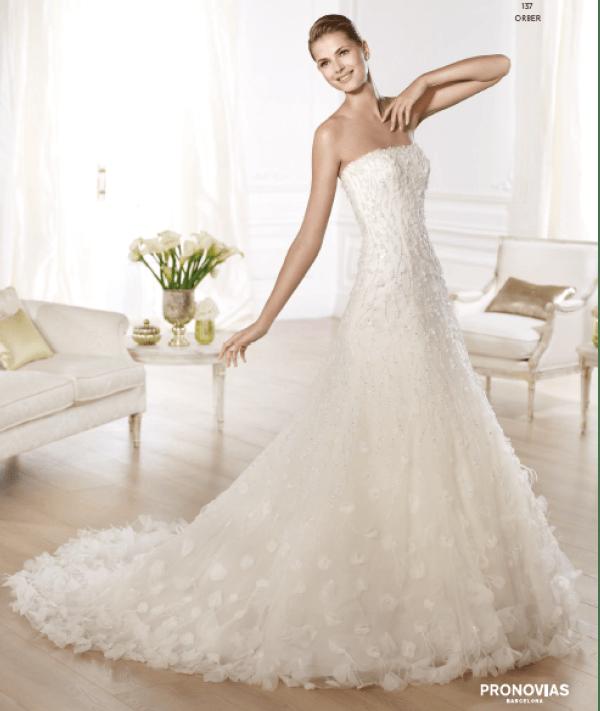 Orber vestuvinė suknelė