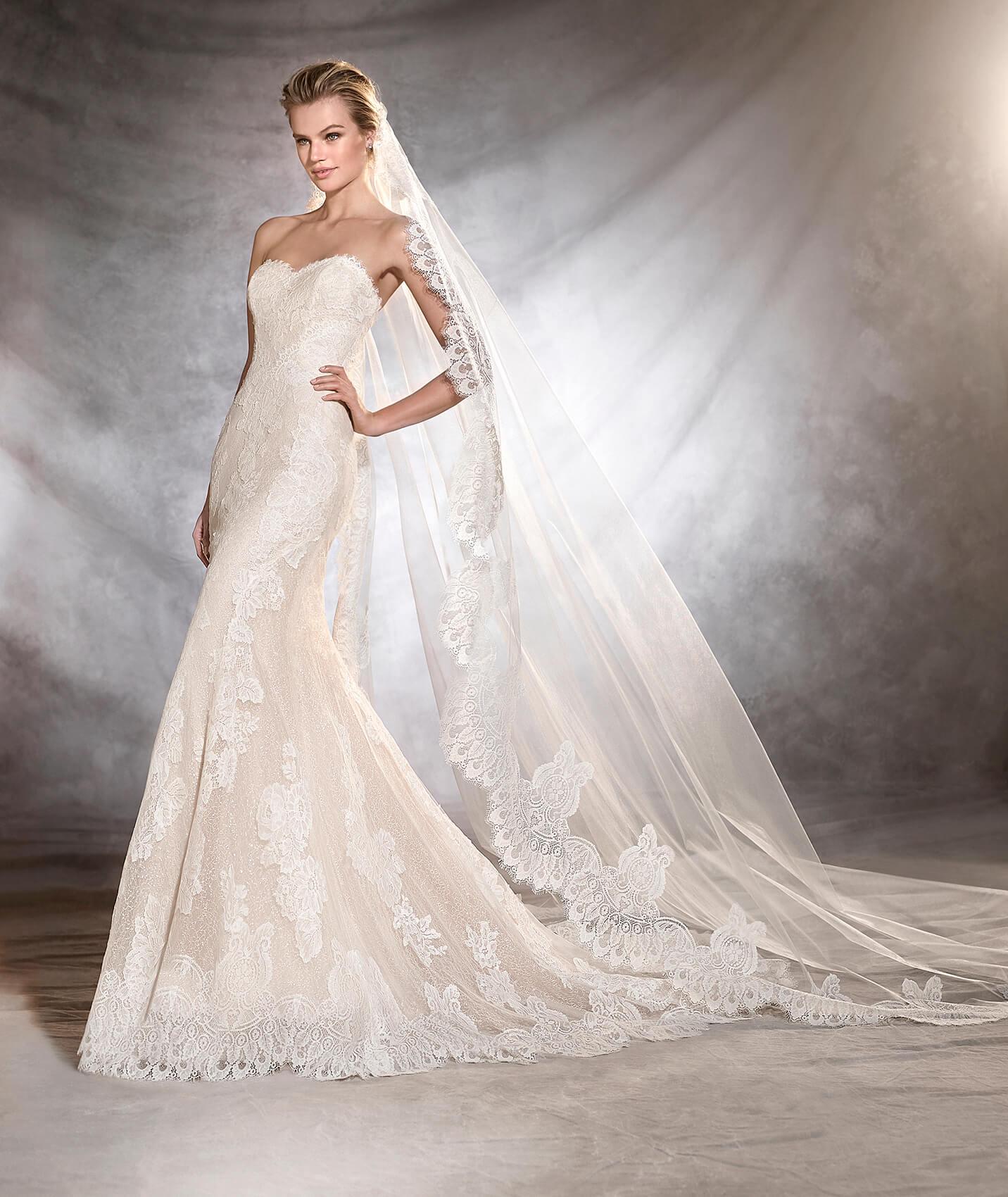 Orlan vestuvinė suknelė