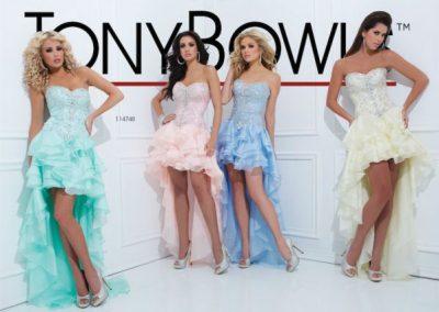 Pamergių suknelės Crystal 1