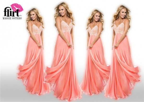 Druhna sukienki Crystal 3