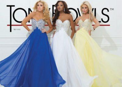 Druhna sukienki Magic 2