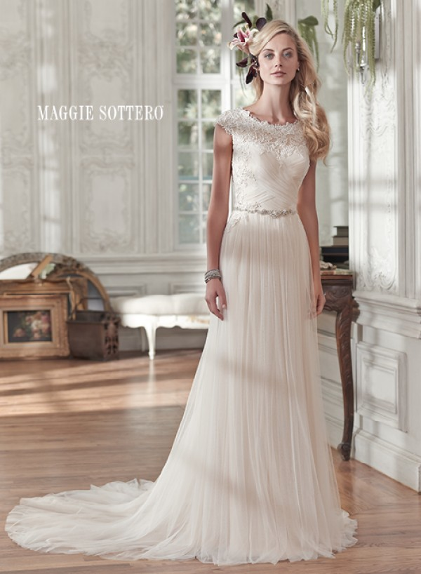 Patience Marie wedding dress