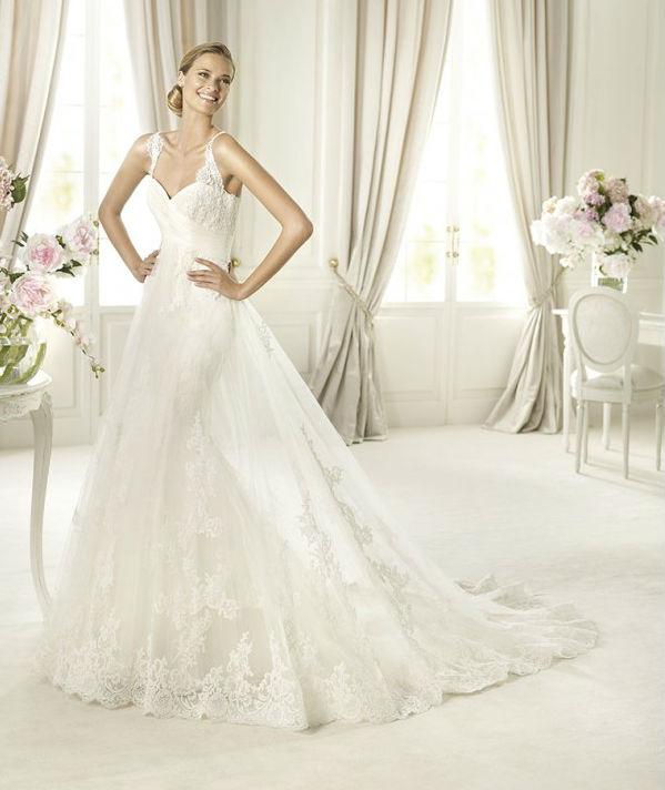 Petunia vestuvinė suknelė